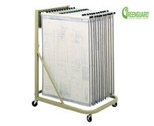 MOBILE VERTICAL FILING STAND